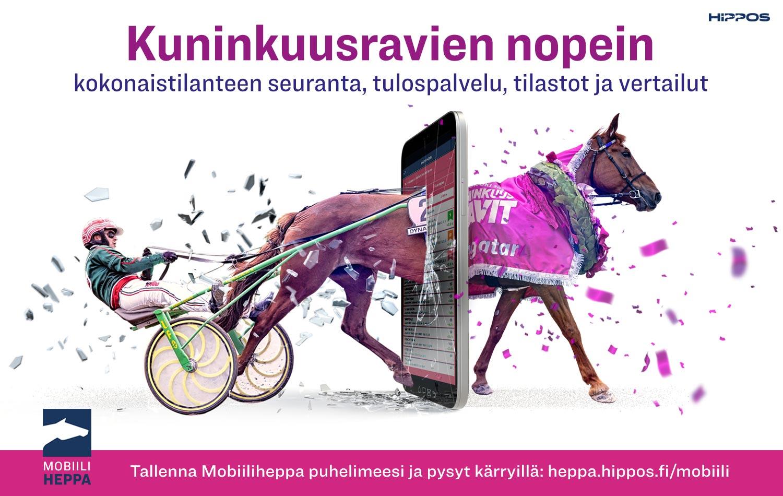 mainoskuva mobiilihepasta