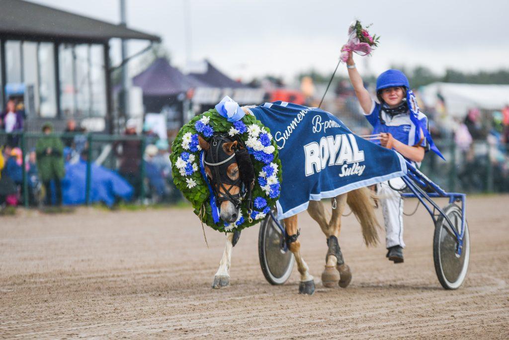 Armani voitti suomenmestaruuden