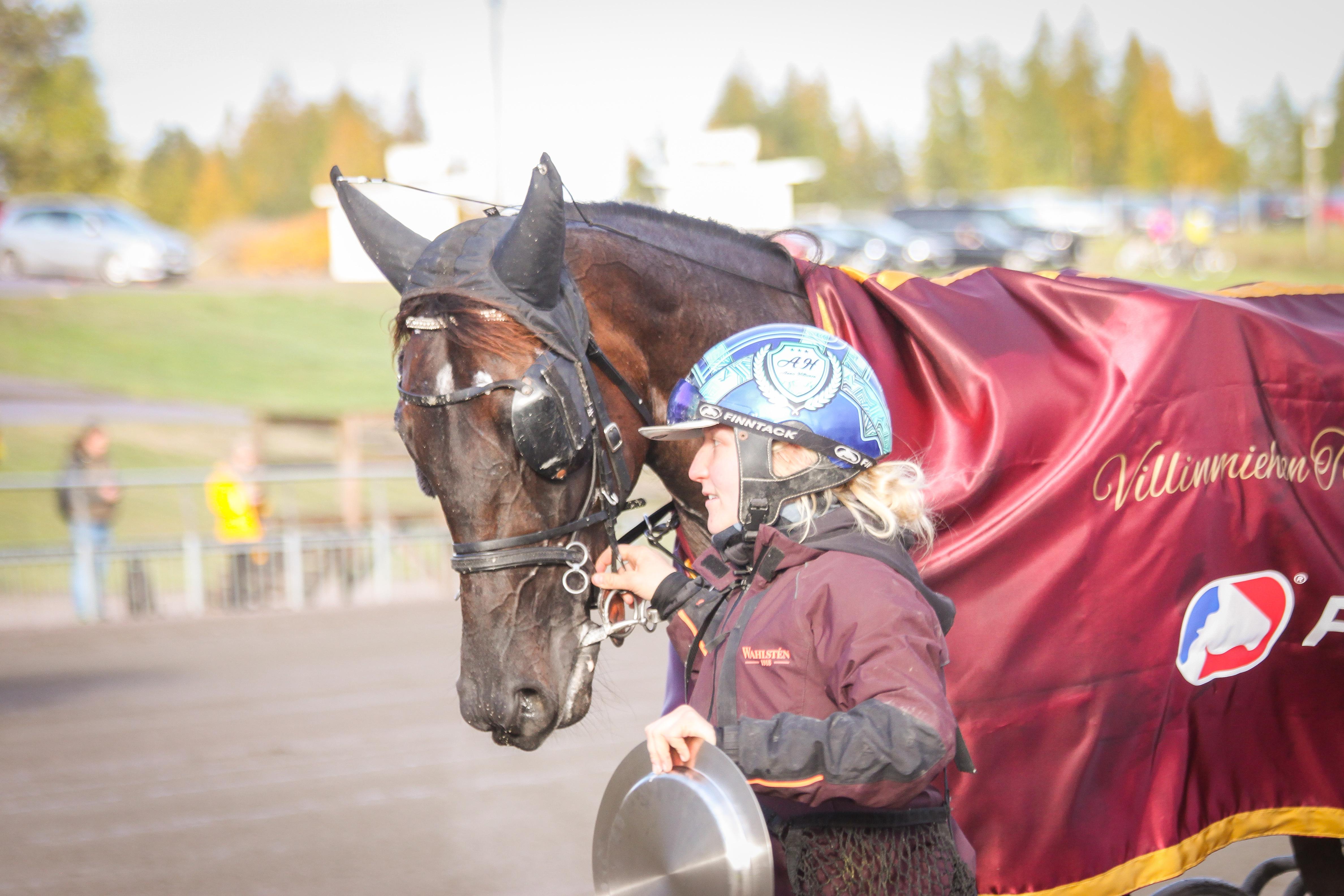 An-Dorra oli lämminveristen Villinmiehen Tammakilvan ykkönen. Kuva: Hippos / Reeta Heino.