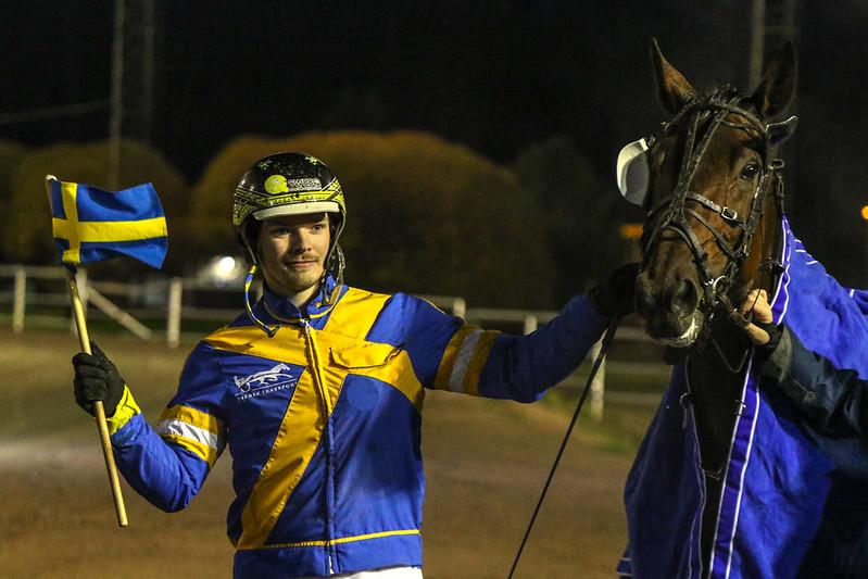 Lukas L Svedlund voitti mestaruuden