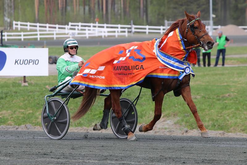 Lissun Eerikki voitti Kavioliiga GP:n